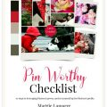 Pinterest Ultimate Checklist for traffic