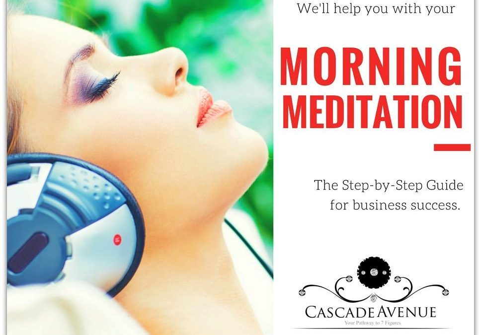 5 Step by Step Guide to Add Meditation to your Morning Routine
