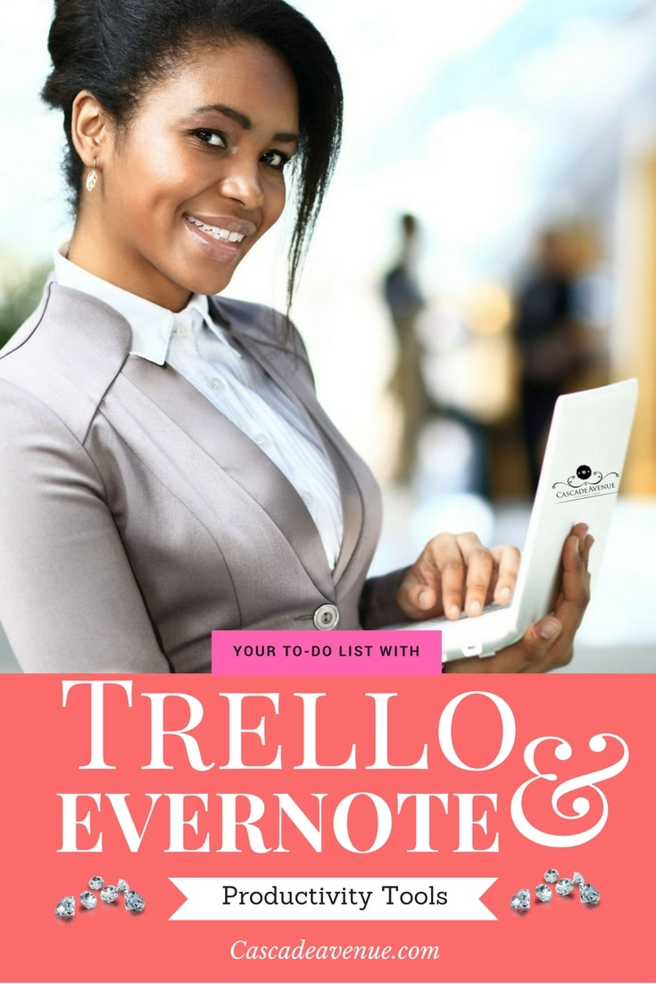 Evernote vs. Trello - How Productivity Tools Increase Your Bottom line